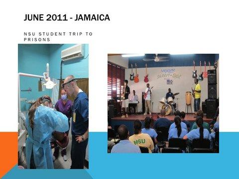 Health through Walls : Where We Work: JAMAICA